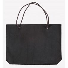 1633-02 Vilten Shopper Black