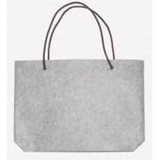1633-04 Vilten Shopper Gray