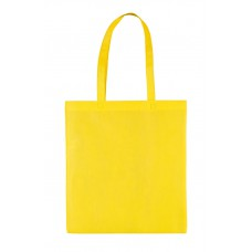 1730-05 Non-Woven draagtas Yellow