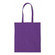 1930-10 Draagtas katoen Purple