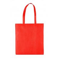 1730-08 Non-Woven draagtas Red