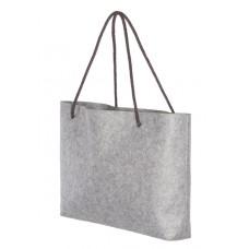 1633-04 Vilten Shopper Gray